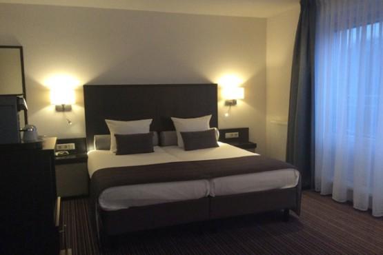 Hotelkamer deluxe
